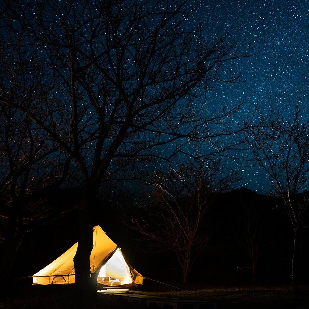 プライベートキャンプ