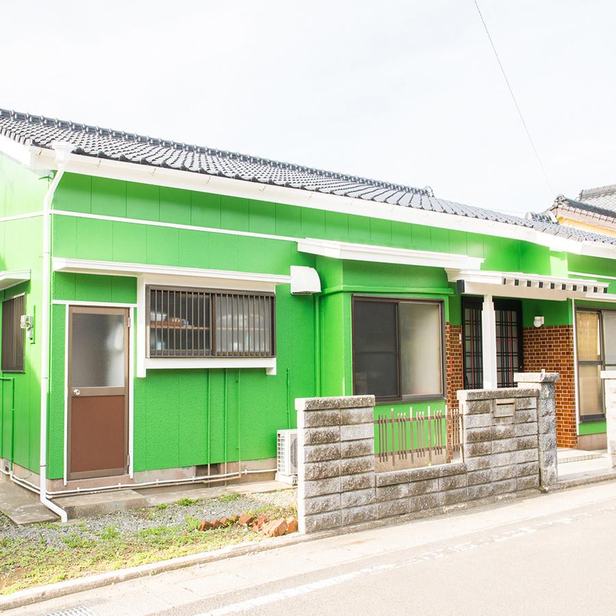 レンゲ草(一棟貸し宿泊施設)